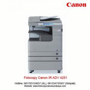 Fotocopy Canon IR ADV 4251