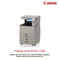Fotocopy Canon IRC ADV C 3320