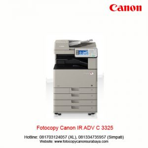 Fotocopy Canon IRC ADV C 3325