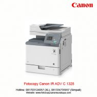 Fotocopy Canon IRC ADV C 1325