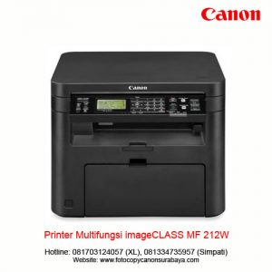 Canon Printer Multifungsi MF 212W