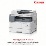 Fotocopy Canon IR 1435 IF