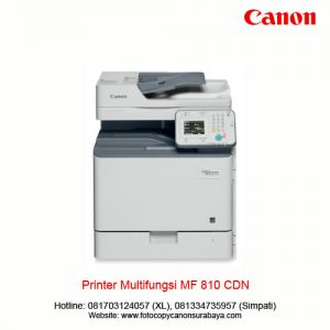 Canon Printer Multifungsi MF 810 CDN
