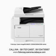 Fotocopy Canon IR 2006 series
