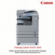 Fotocopy Canon IR ADV 4545