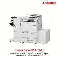 Fotocopy Canon IR ADV 65551i