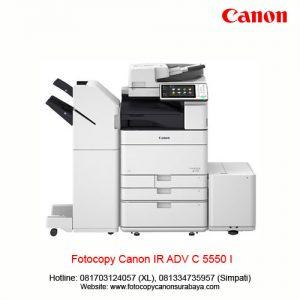 Fotocopy Canon IRC ADV C 5550 I