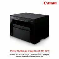Canon Printer Multifungsi MF 3010