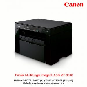 Canon Printer Multifungsi MF 3010