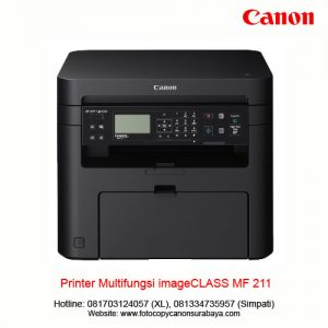 Canon Printer Multifungsi MF 211
