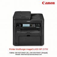 Canon Printer Multifungsi MF 217W