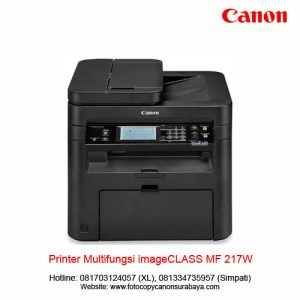 Canon Printer Multifungsi MF 217W