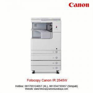 Fotocopy Canon IR 2545W